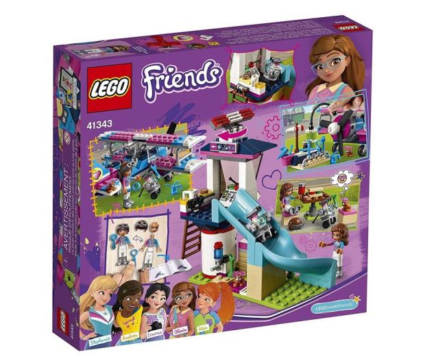 LEGO Friends Lot samolotem nad Miastem Heartlake - 436978 - zdjęcie 6