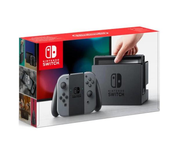 Nintendo Switch Grey Joy-Con - 345272 - zdjęcie