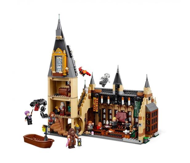 LEGO Harry Potter Wielka Sala w Hogwarcie - 437000 - zdjęcie 3