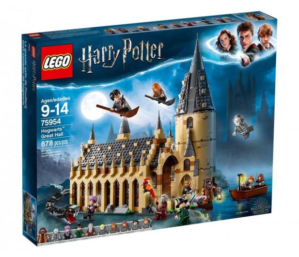 LEGO Harry Potter Wielka Sala w Hogwarcie - 437000 - zdjęcie