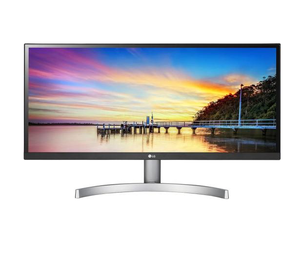 LG 29WK600-W biały HDR - 432918 - zdjęcie