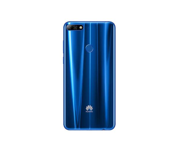 Huawei Y7 Prime 2018 Niebieski - 422031 - zdjęcie 3