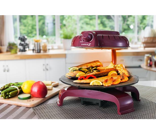 Zaigle Simple Everyday Grill czerwony - 433271 - zdjęcie 4