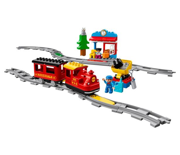 LEGO DUPLO Pociąg parowy - 432466 - zdjęcie 4