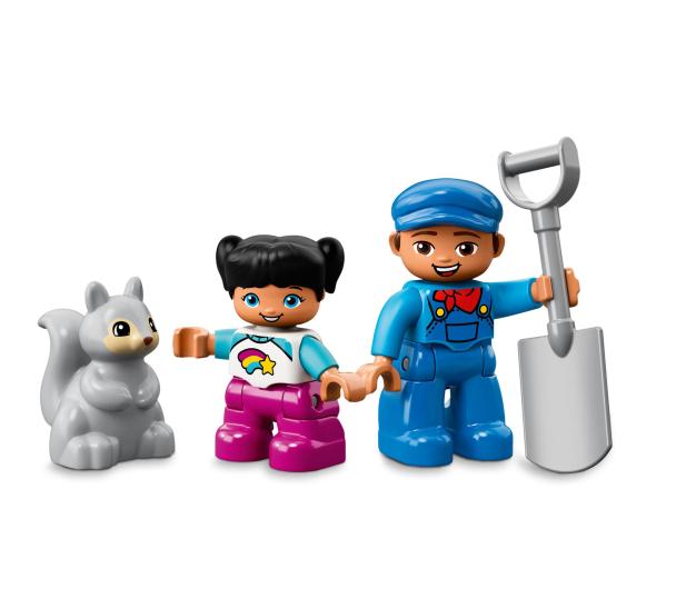 LEGO DUPLO Pociąg parowy - 432466 - zdjęcie 5