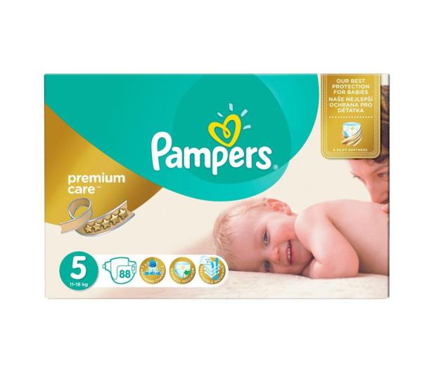 Pampers Premium Care 5 Junior Na Miesiąc 88szt - 307933 - zdjęcie