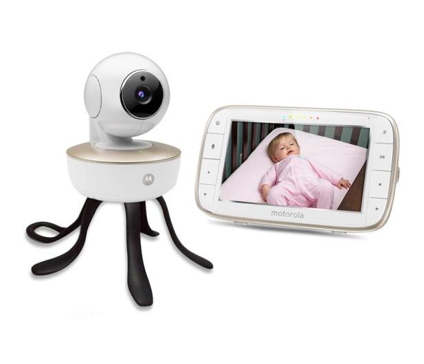 Motorola Niania Elektroniczna kamera WiFi MBP855 ORYGINAŁ - 438978 - zdjęcie