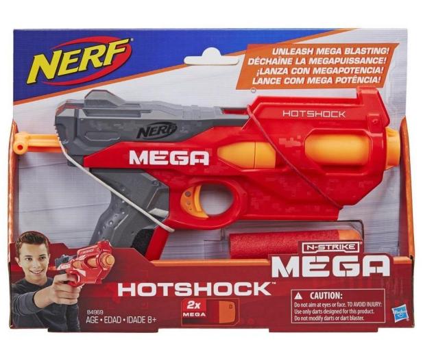 NERF N-Strike Mega Hotshock - 439082 - zdjęcie 2