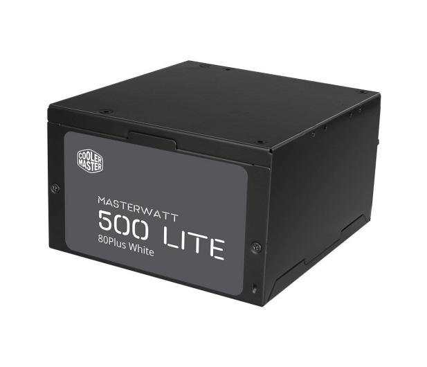 Cooler Master Masterwatt Lite 500W 80 Plus - 437891 - zdjęcie