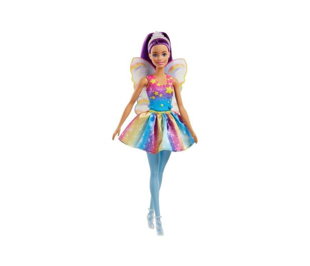 b05610df9b Barbie Dreamtopia Wróżka Tęczowa Fioletowe Włosy - Lalki i akcesoria ...