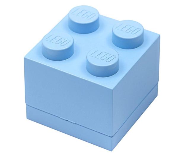 POLTOP LEGO Mini Box 4 jasnoniebieski - 422154 - zdjęcie