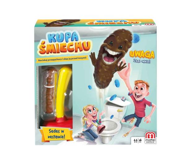 Mattel Kupa Śmiechu - 440313 - zdjęcie 1