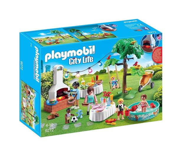 PLAYMOBIL Przyjęcie w ogrodzie - 440743 - zdjęcie