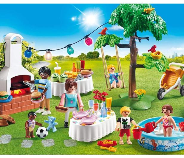 PLAYMOBIL Przyjęcie w ogrodzie - 440743 - zdjęcie 2