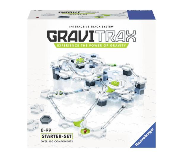 Ravensburger Gravitrax zestaw startowy - 440397 - zdjęcie