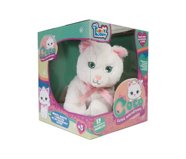 TM Toys Interaktywny kotek Coco DKO8116 - 440378 - zdjęcie 2
