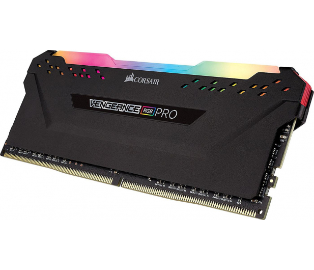 Corsair 16GB (2x8GB) 3200MHz  CL16 Vengeance RGB PRO - 515530 - zdjęcie 4