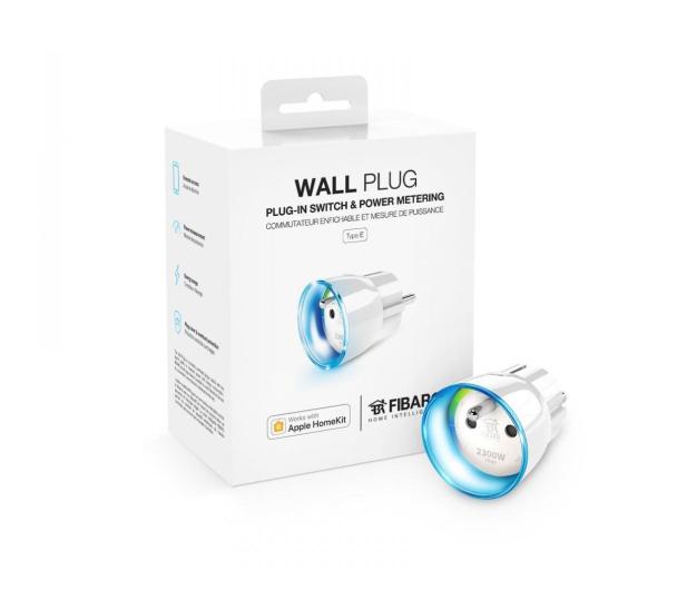 Fibaro Wall Plug z miernikiem energii (HomeKit) - 437994 - zdjęcie