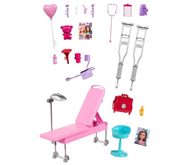 Barbie Karetka - Mobilna klinika - 441007 - zdjęcie 5