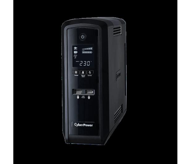 CyberPower UPS CP1500EPFCLCD (1500VA/900W, 6xSchuko, AVR) - 440786 - zdjęcie 3