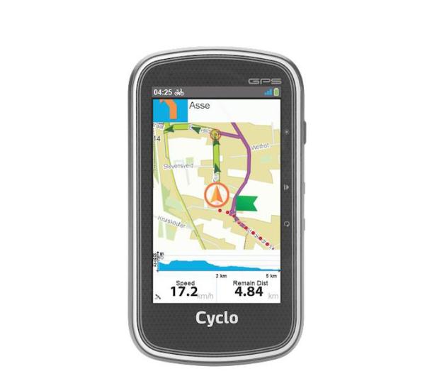 Mio Cyclo 605 HC Europa - 441213 - zdjęcie 3