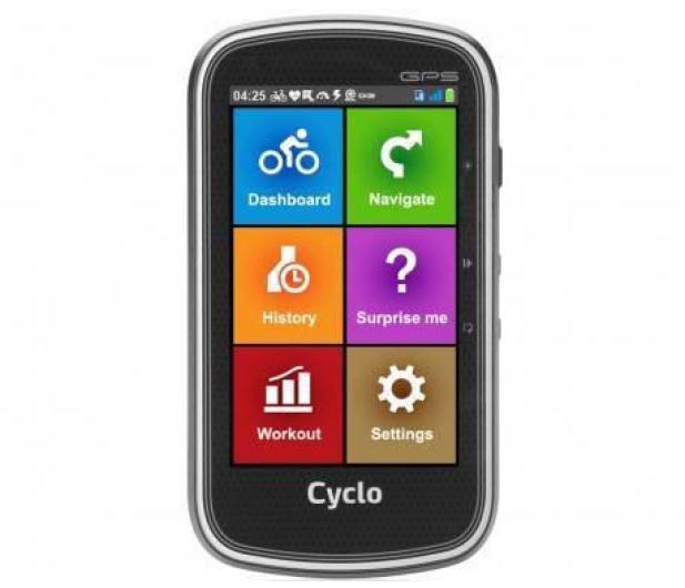 Mio Cyclo 605 HC Europa - 441213 - zdjęcie