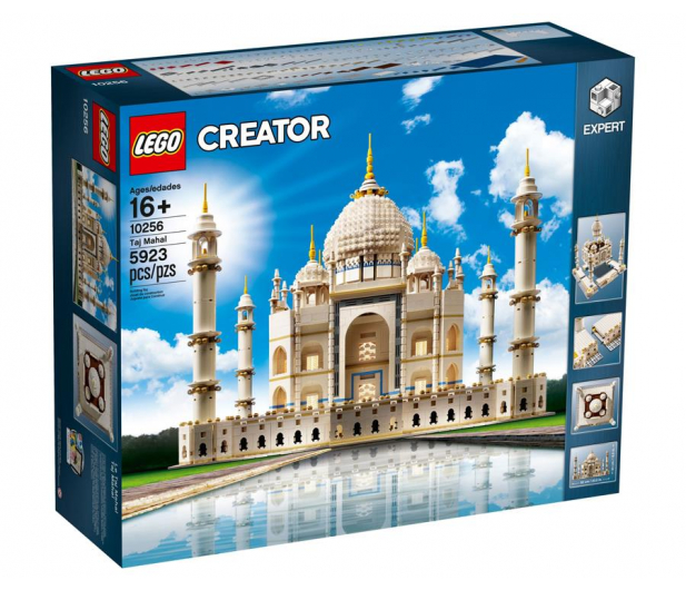 LEGO Creator Tadż Mahal - 441649 - zdjęcie
