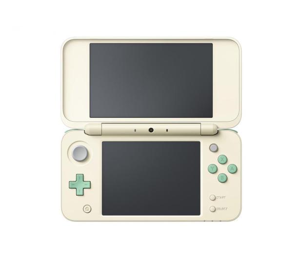 Nintendo NEW NINTENDO 2DS XL ANIMAL CROSSING EDITION - 440269 - zdjęcie 2