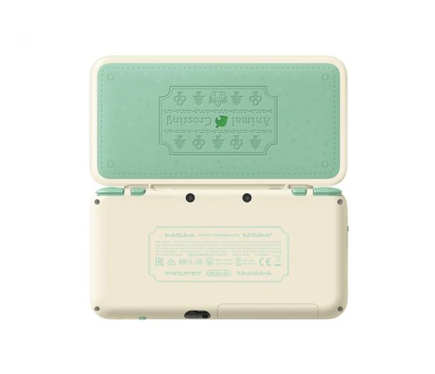 Nintendo NEW NINTENDO 2DS XL ANIMAL CROSSING EDITION - 440269 - zdjęcie 3