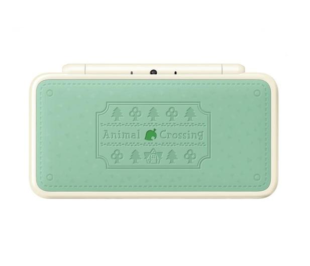 Nintendo NEW NINTENDO 2DS XL ANIMAL CROSSING EDITION - 440269 - zdjęcie 4