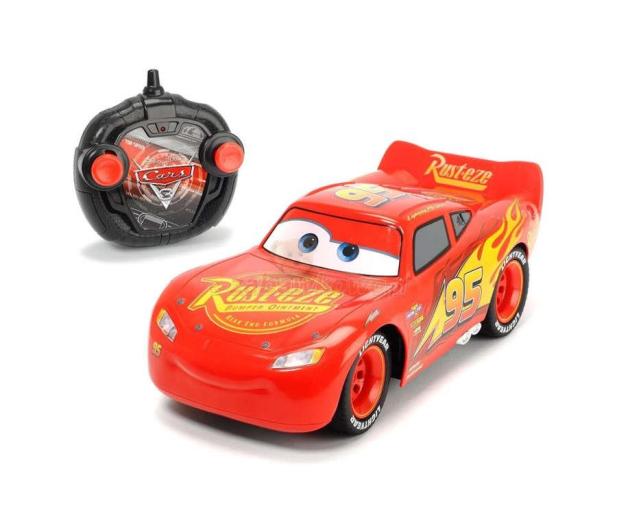 Dickie Toys Disney Cars 3 Hero Zygzak McQueen RC  - 444766 - zdjęcie 2