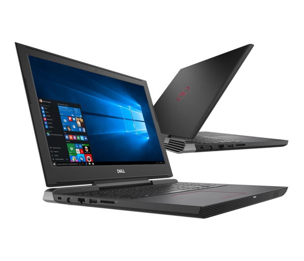 Dell Inspiron G5 i7-8750H/16G/256+1000/Win10 GTX1060 - 429484 - zdjęcie 1