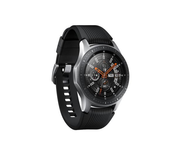 Samsung Galaxy Watch R800 46mm Silver - 444851 - zdjęcie 3