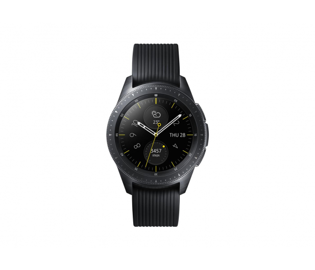 Samsung Galaxy Watch R810 42mm Black - 444857 - zdjęcie 2