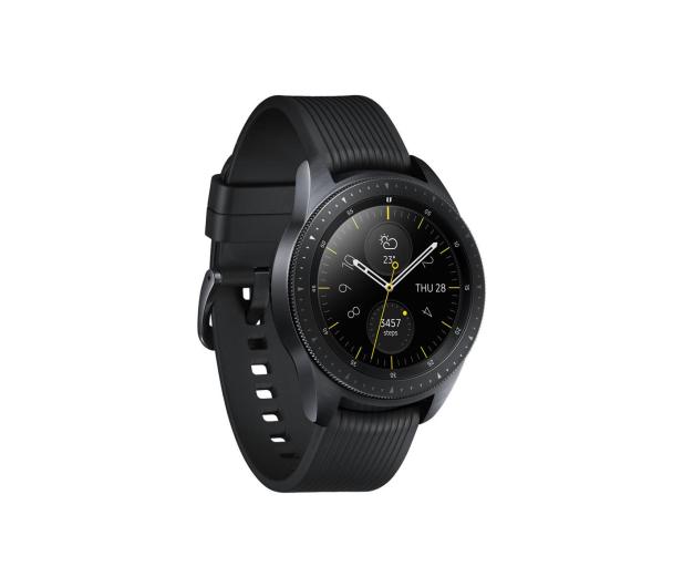 Samsung Galaxy Watch R810 42mm Black - 444857 - zdjęcie 3
