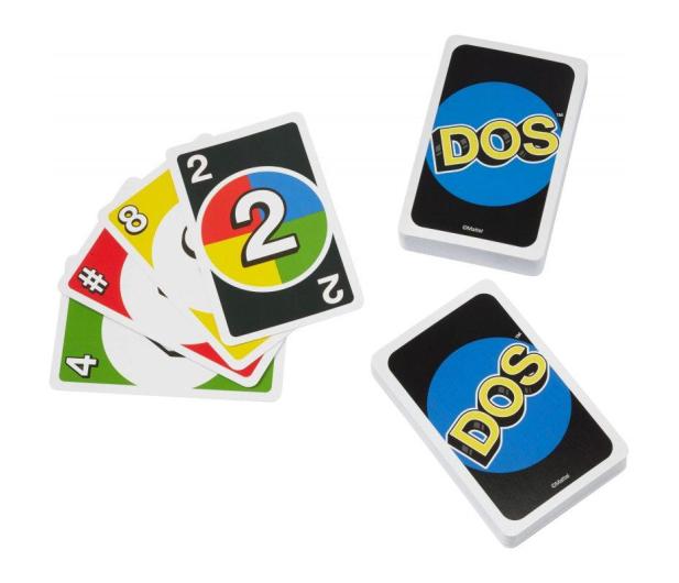 Mattel DOS - 446209 - zdjęcie 2