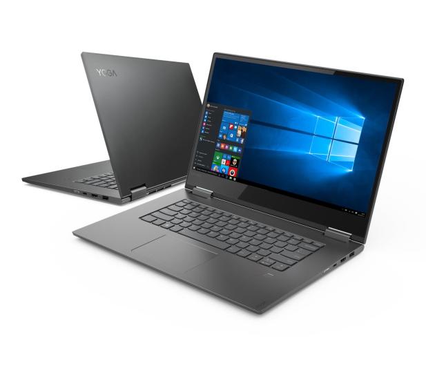 Lenovo YOGA 730-15 i5-8250U/16GB/256/Win10 GTX1050 Szary  - 445080 - zdjęcie