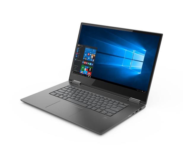 Lenovo YOGA 730-15 i5-8250U/16GB/256/Win10 GTX1050 Szary  - 445080 - zdjęcie 3