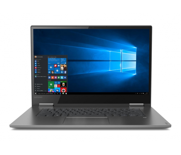 Lenovo YOGA 730-15 i5-8250U/16GB/256/Win10 GTX1050 Szary  - 445080 - zdjęcie 6