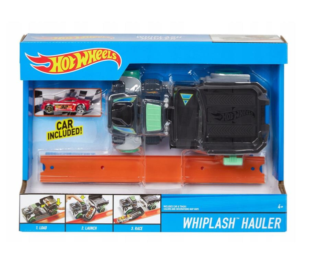 Hot Wheels Transporter Whiplash Hauler - 446205 - zdjęcie 3
