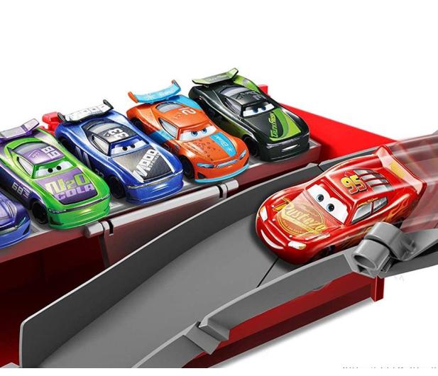 Mattel Disney Cars Mega Maniek transformujący się - 446216 - zdjęcie 6