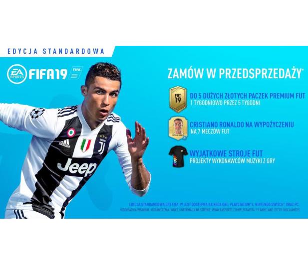 Sony Playstation 4 Slim 500GB + FIFA 19 - 436878 - zdjęcie 7