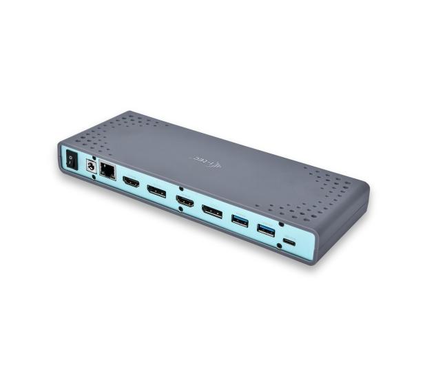 i-tec Thunderbolt3 - HDMI, DisplayPort, Thunderbolt3 - 446039 - zdjęcie