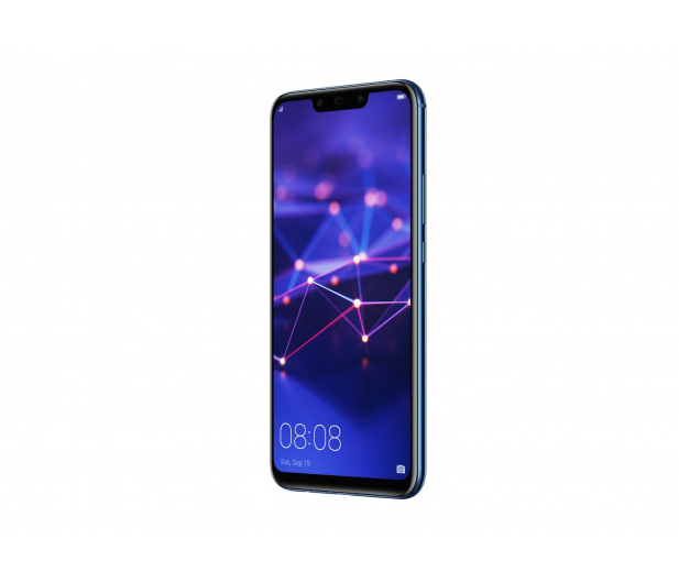 Huawei Mate 20 Lite Dual SIM niebieski - 442470 - zdjęcie 2