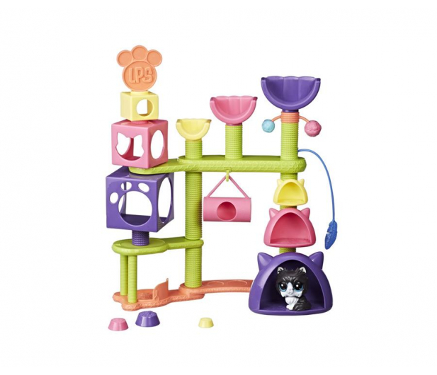Littlest Pet Shop Koci plac zabaw - 446575 - zdjęcie