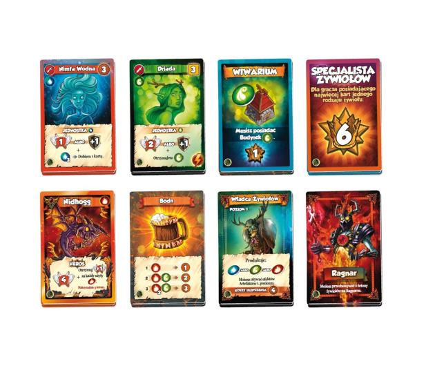 Games Factory Vikings gone Wild - zestaw podstawka + dodatki - 446243 - zdjęcie 5