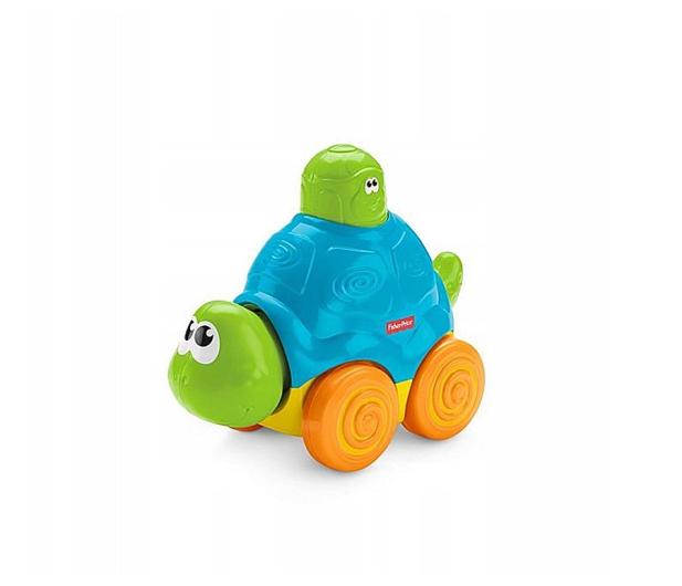 Fisher-Price Odjazdowy żółwik  - 446979 - zdjęcie