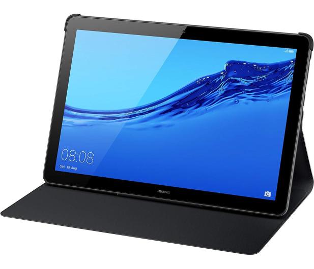 Huawei Flip cover do Huawei Mediapad T5 10 czarny - 444812 - zdjęcie 3