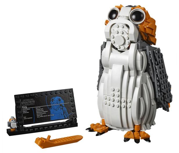 LEGO Star Wars Porg - 446820 - zdjęcie 2
