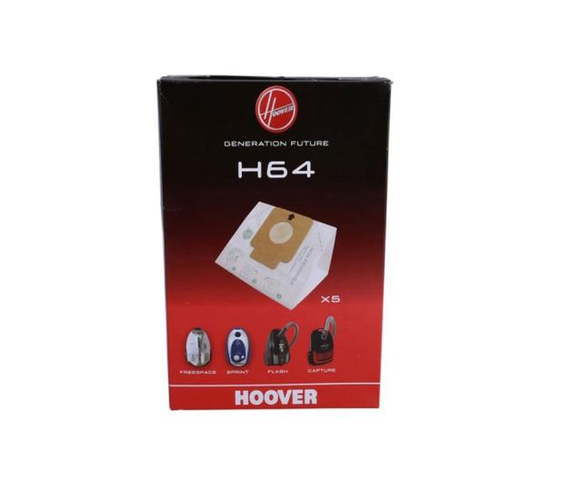 Hoover worki do odkurzacza H64 5 szt. - 446223 - zdjęcie